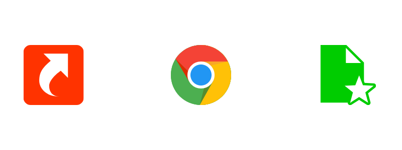 SCORCIATOIE GOOGLE CHROME